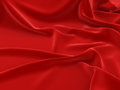 сovered with a red cloth background d render of covered Royalty Free Stock Images