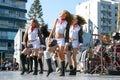 танцоры самомоднейшие Стоковые Фото