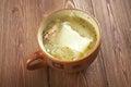 татарский суп  апши цып енка Стоковые Фото