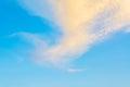 фоновое изображение бе ого об ака и го убого неба Стоковая Фотография RF