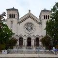 церковь st clement Стоковая Фотография RF