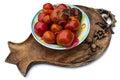 шар marinated томатов Стоковая Фотография