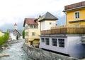 швейцарское се о Стоковые Изображения RF