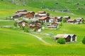 швейцарское се о Стоковая Фотография RF