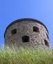 中世纪塔 库存图片
