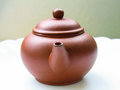 中国茶罐 库存图片