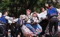 乌克兰舞蹈家 图库摄影