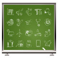 互联网和网站门户图标 免版税图库摄影