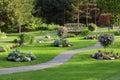 公园风景 免版税库存图片