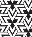 几何模式无缝的向量 现 三角纹理, repe 图库摄影