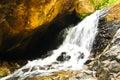 南泰国瀑布 库存图片