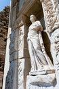 古色古香的ephesus废墟 免版税图库摄影