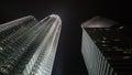 吉隆坡天然碱耸立孪生 免版税库存照片