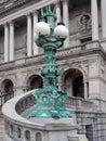 国会图书馆 ,华盛顿 库存照片