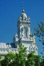 圣斯蒂芬教会在伊斯坦布尔 免版税库存照片