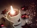 圣诞节静物 免版税图库摄影