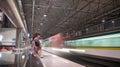 地铁站乐团 免版税图库摄影