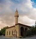 小的清真寺 库存照片
