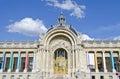 小的palais   ,法国 免版税库存照片