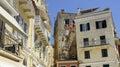 希腊的 筑学 免版税库存图片