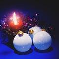 抽象圣诞节背景 图库摄影