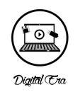 数字式时 技术 免版税库存照片