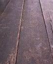 木的楼层 库存照片