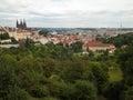 构布拉格 免版税库存照片