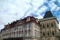 构布拉格 免版税图库摄影