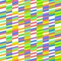 柔和的淡色彩样式 免版税图库摄影
