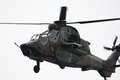 欧  升机公司老虎西班牙人军队 库存照片
