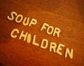 汤面团 库存图片