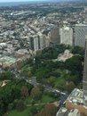 海德公园悉尼 库存照片