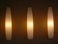 灯设计 库存照片