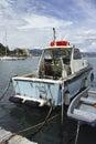 现 渔船 图库摄影
