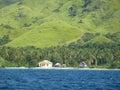 科莫多岛 免版税图库摄影