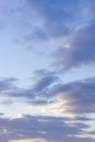 美丽的夜 天空 免版税库存照片
