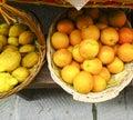 色的果子 免版税库存照片