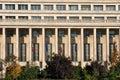 议会罗马尼亚语 免版税图库摄影