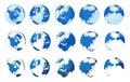 许多世界 免版税图库摄影
