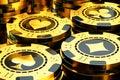 赌博和赌博娱乐场概念 库存照片