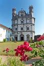 阿西西圣弗朗西斯教会 免版税库存照片