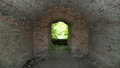 隧道地下过道 库存照片