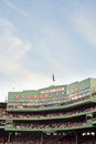 100 year old historic Fenway Park Royalty Free Stock Photo