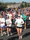 10K Runners Royalty Free Stock Photos