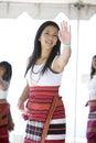 11 taniec bibak band Zdjęcie Stock