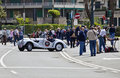 11th Vintage Racing Circuit of Genoa Stock Images
