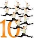 12 giorno di 10saltare