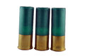 12 Guage Shotgun Shells Royalty Free Stock Photography