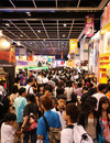 12th Ani-Com & Games Hong Kong Stock Images